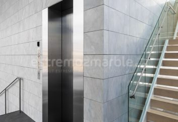Estremoz marble wall coverings