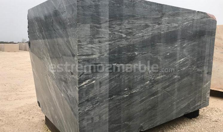 Portuguese dark grey marble